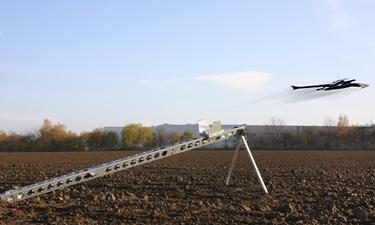 luchtfotografie en terreinmodellering met een drone