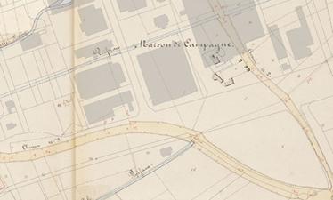 Gebruik van de atlas der buurtwegen voor grensonderzoek