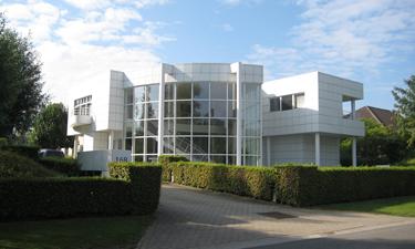 Schatting van een gebouw of gebouwencomplex