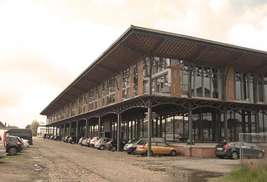 Schatting van een gebouw