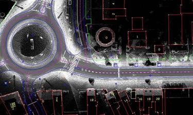 Grootschalige kaarten aanmaken en updaten met mobile mapping