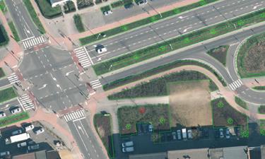 Mobile mapping meten en karteren van groenobjecten