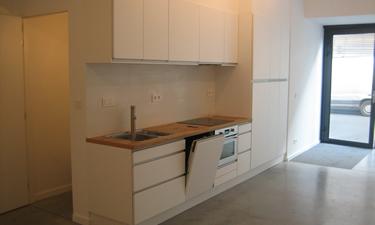 Plaatsbeschrijving van een appartement voor aanvang huur