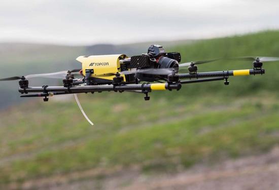 Luchtfotografie met drones