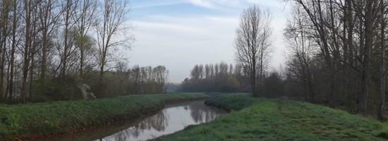 teccon_landmeetkunde_waterloop Nete