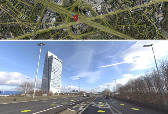 mobile mapping viewer Vlaanderen