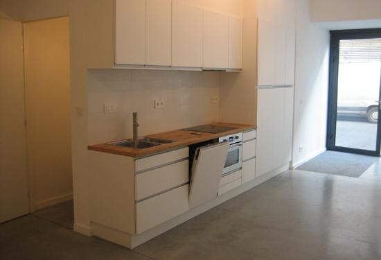Plaatsbeschrijving van een appartement