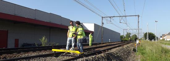 teccon_landmeetkunde_spoorweg maatvoering P