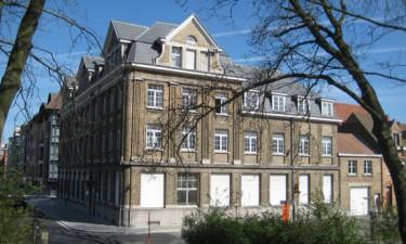 Schatting oud kantoorgebouw te Ieper