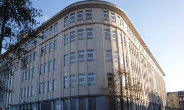 Schatting van een oud industrieel gebouw te Brussel