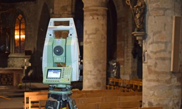 Surveillance des mouvements de l'Eglise Saint Denis à Forest