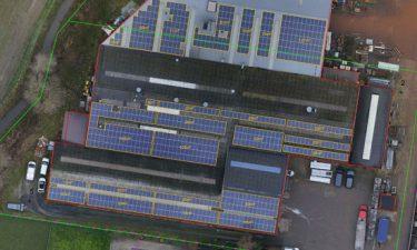 Dakenplan voor zonnepanelen